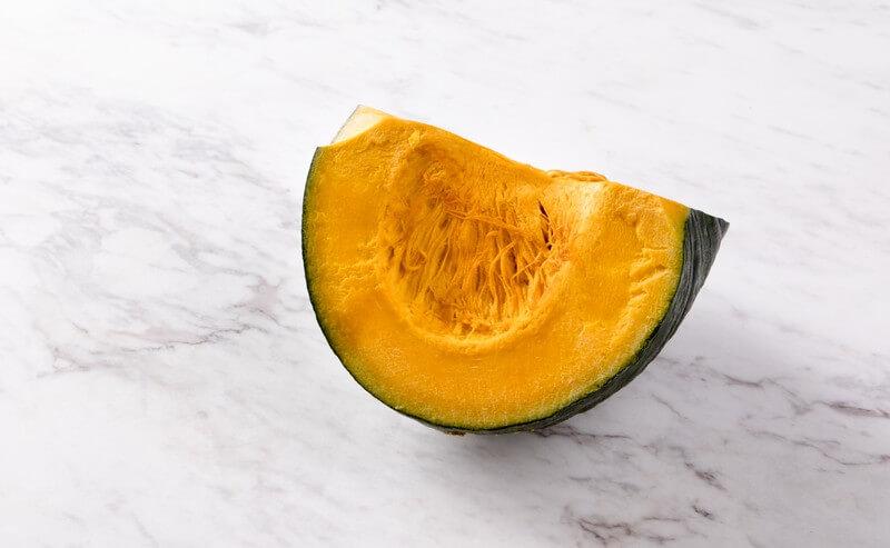 冬至で食べるかぼちゃ