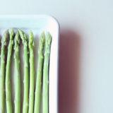 春野菜のアスパラガス