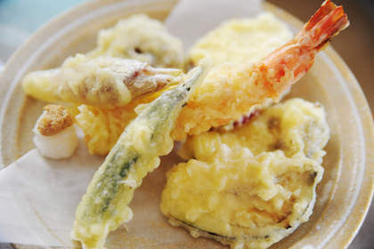 春野菜のオススメの食べ方は天ぷら
